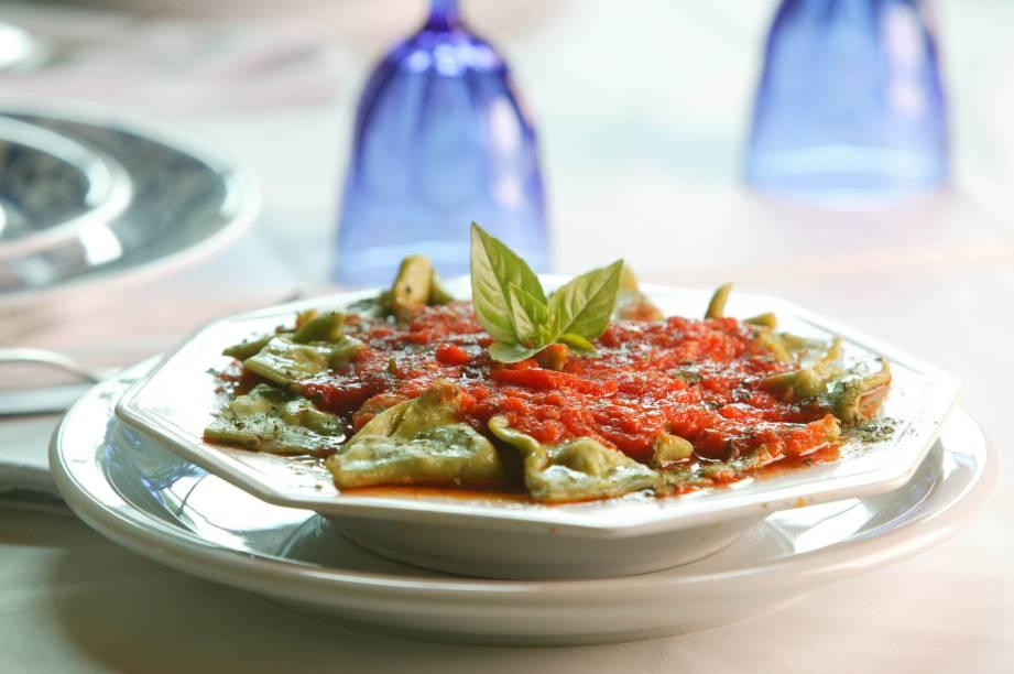 Cantina do Magrão: versão restaurante do Bar do Magrão