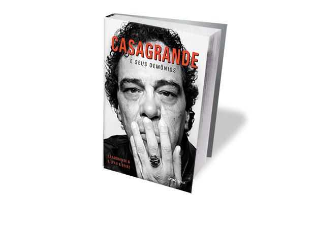 Capa Ed. 2315 – Casagrande – Livro – Casagrande e seus Demônios