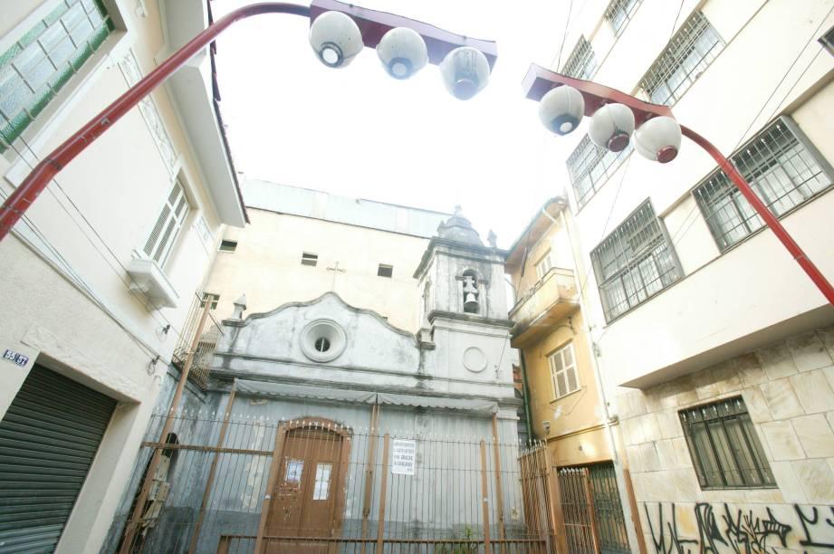 Capela dos Aflitos