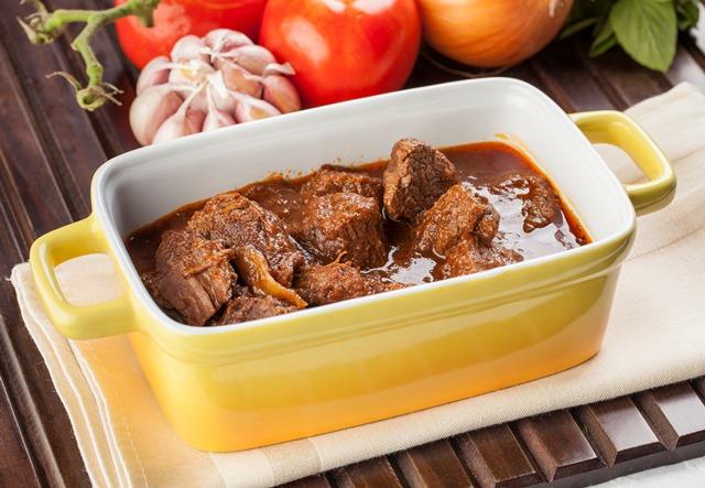 Dona Mesa: carne de panela