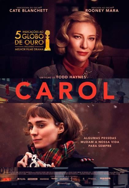 Cartaz de Carol