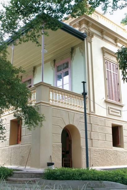 Casa da Dona Yayá: onde Sebastiana de Mello Freire ficou trancafiada até a morte