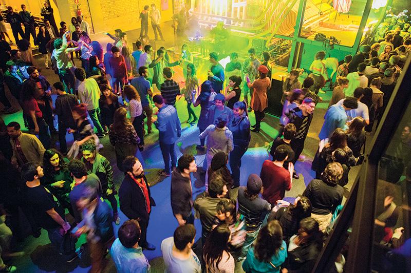 Tododomingo: coletivos se reúnem na Casa das Caldeiras
