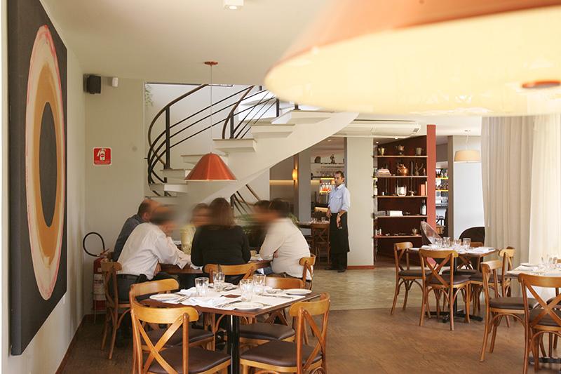 Casa Santo Antônio: cozinha é comandada pelo chef Sandro Aires