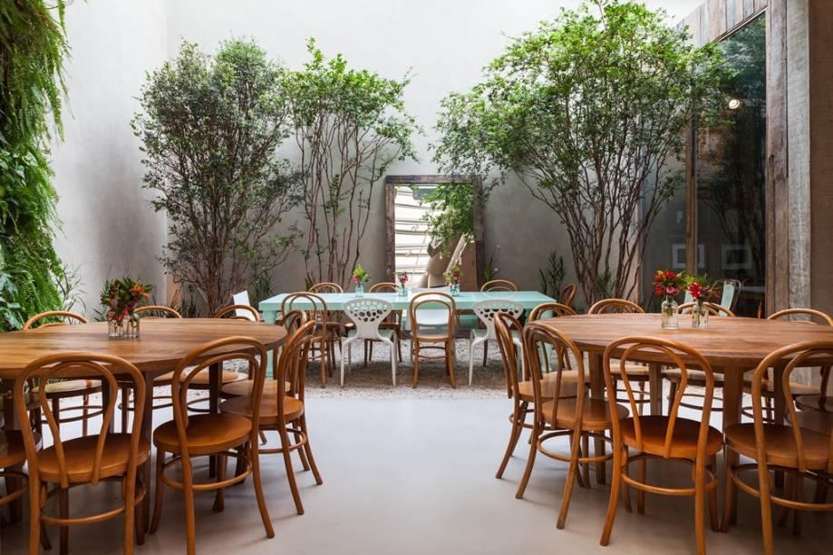 Casa Manioca: espaço para eventos