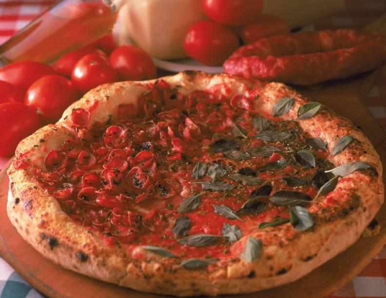 Castelões: tradicional pizzaria paulistana