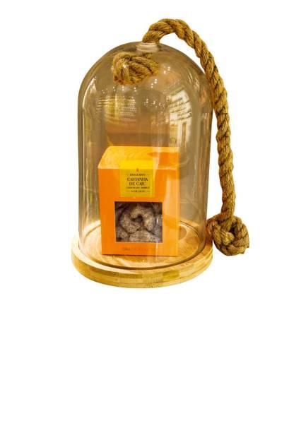 Drageados de castanha-de-caju: novidade