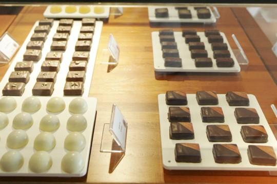Cau Chocolates: seleção de bombons