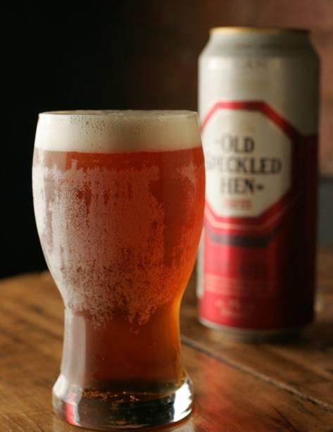 Cerveja Old Speckled Hen