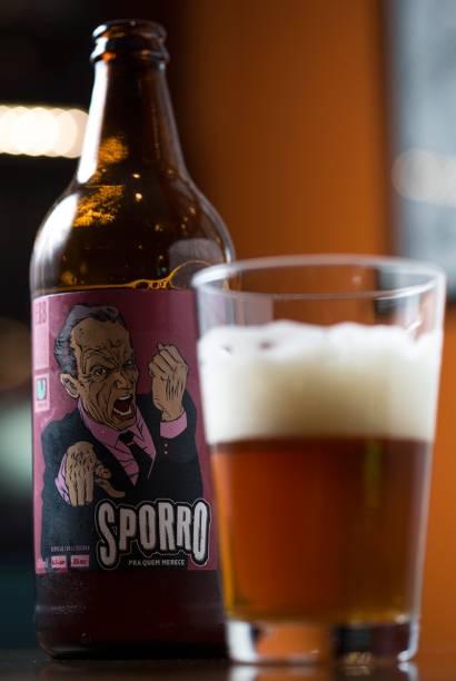 Cerveja paulistana Sporro