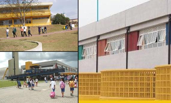 Centro Educacional Unificado: complexo educacional, esportivo e cultural