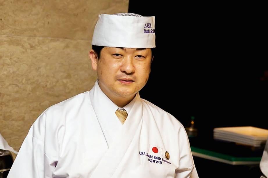 Chef Hirotoshi Ogawa