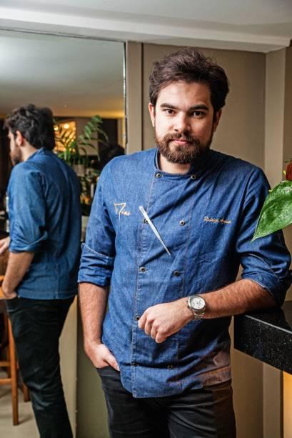 Chef Rodrigo Aguiar