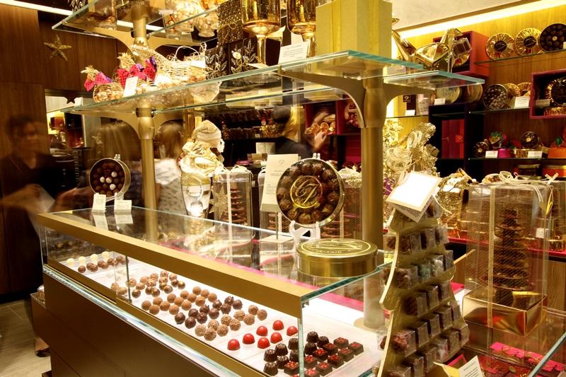 Chocolat du Jour: marca abre sua quarta loja, localizada no Shopping Pátio Higienópolis