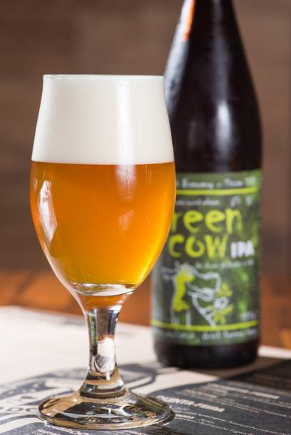 A cerveja Green Cow IPA
