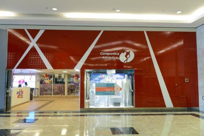 Cia Athletica – Shopping Anália Franco