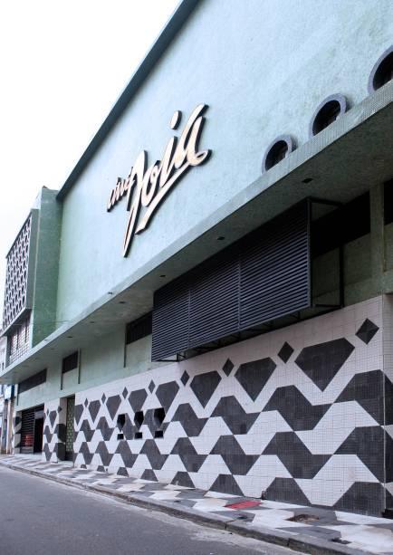 Inaugurado em novembro de 2012, o Cine Jóia fica na Liberdade