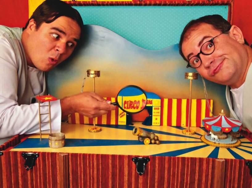 Circo de Pulgas : diversão do começo ao fim