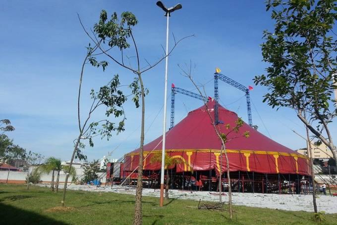 Circo – Sesc Campo Limpo – Daniel Pedro