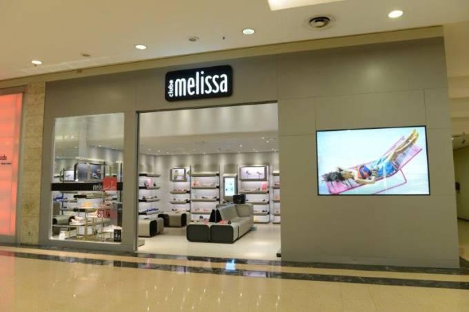 Loja Melissa – Shopping Anália Franco