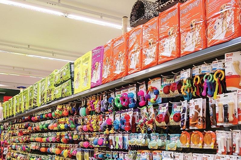 Rede de pet shop Cobasi