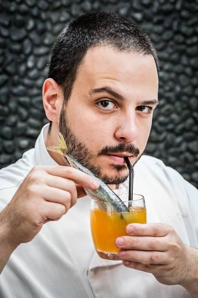 Chef Victor Dimitrow