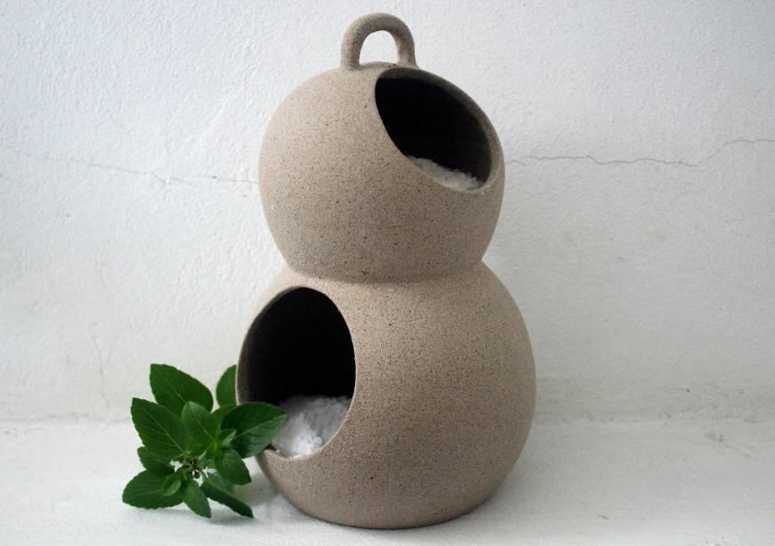 Saleiro em cerâmica