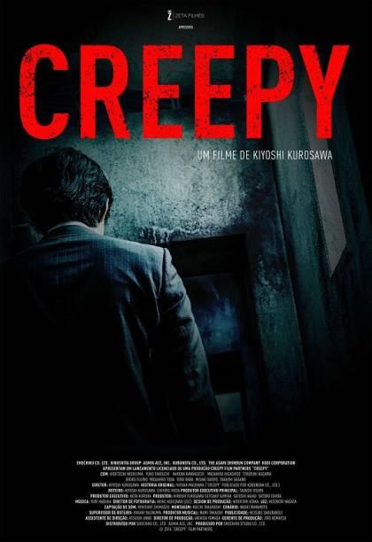 Pôster do filme Creepy