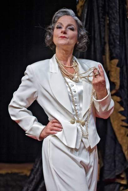 Emilia Rey: a intérprete de Madame