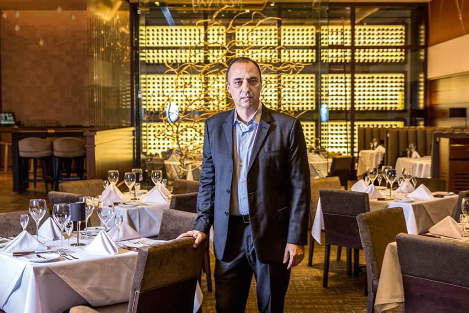Mauro Guardabassi Martins, presidente da casa