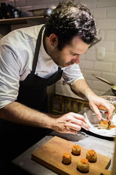 Bosch: culinária mediterrânea