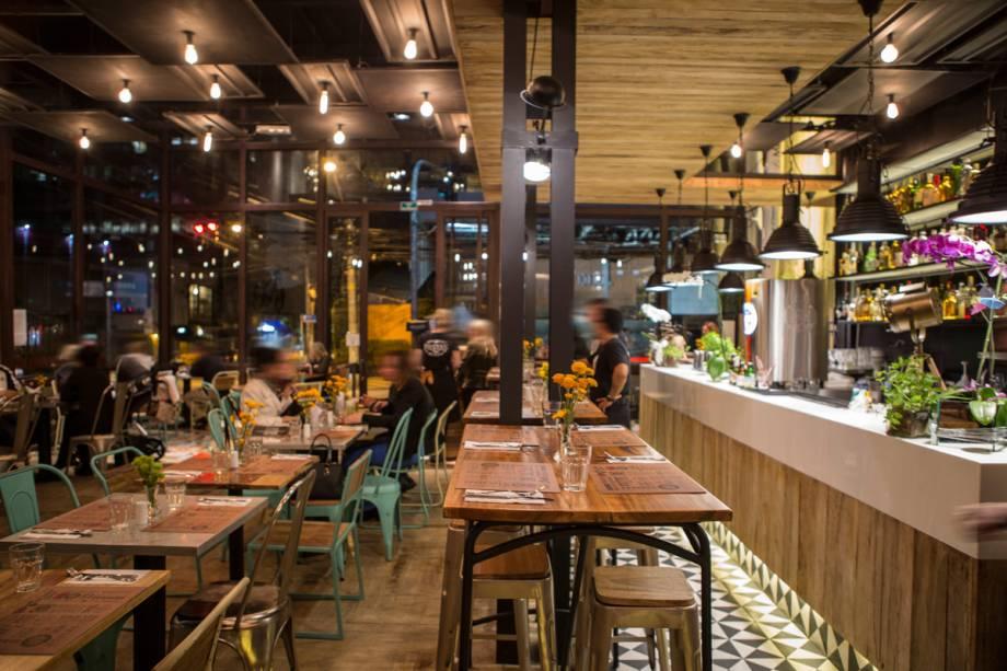 Presente também em Riviera de São Lourenço, o restaurante tem matriz em Juqueí, em São Sebastião