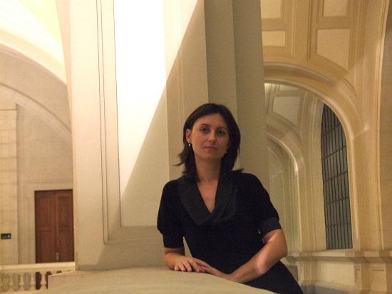 Pianista Dana Radu
