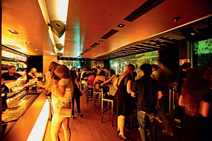 Dezoito Bar