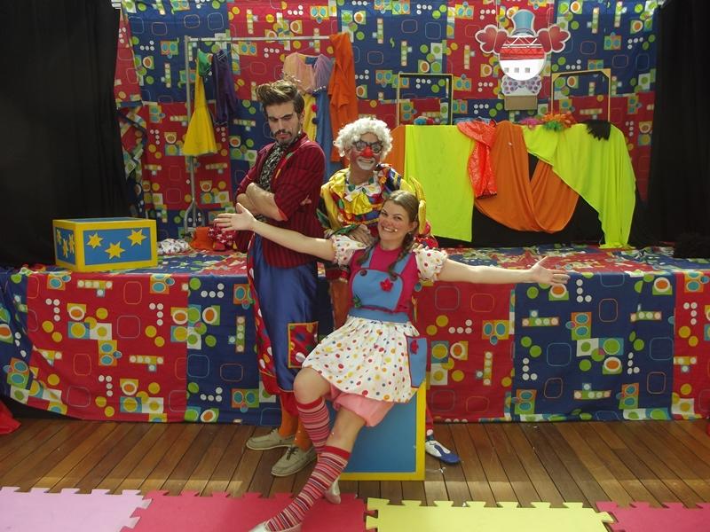 A peça O Último Show do Palhaço Vovozinho será apresentada em homenagem ao Dia dos Avós