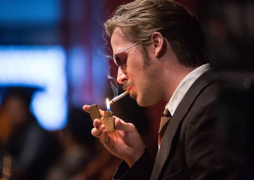 Dois Caras Legais: o ator Ryan Gosling