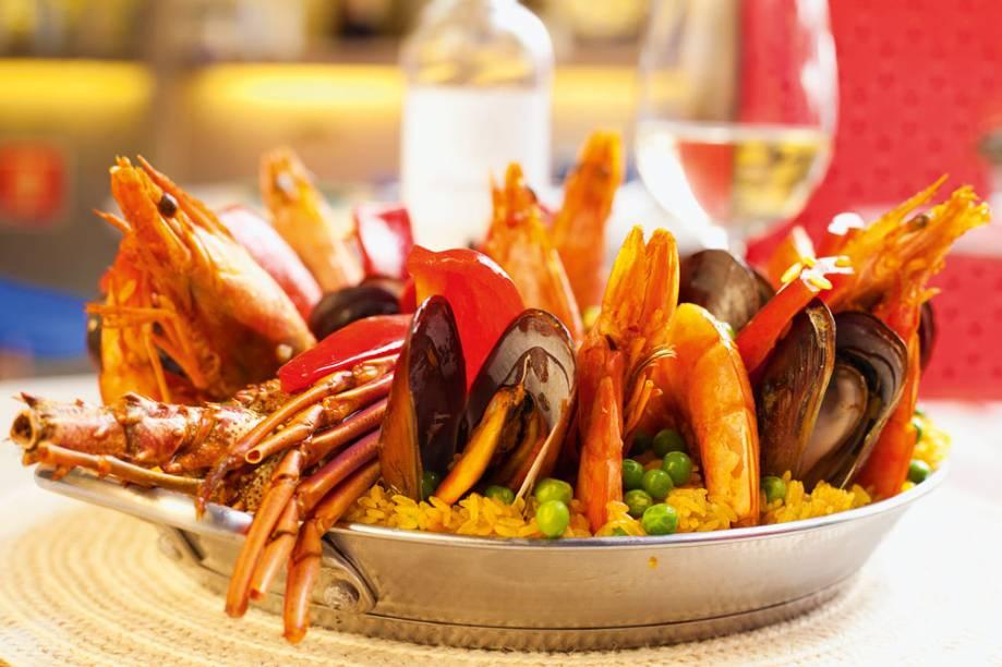 A receita espanhola: para dois
