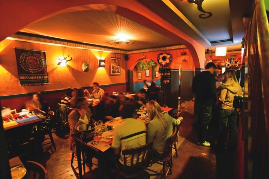Don Pancho, na Vila Mariana: um autêntico bar-restaurante mexicano