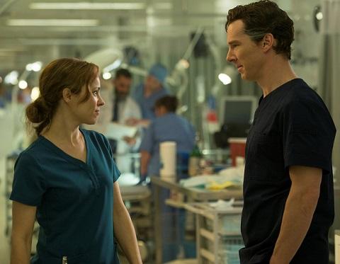 Benedict Cumberbatch e Rachel McAdams