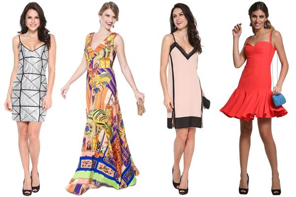 Dress&Go: vestidos de festa com desconto