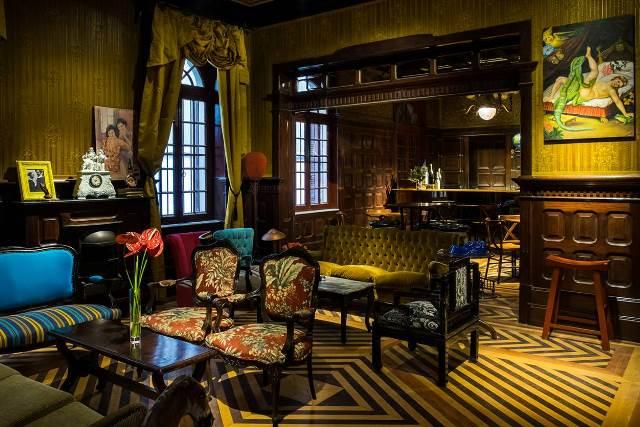 Um antigo casarão na Nestor Pestana, hoje tombado, é a nova morada do bar