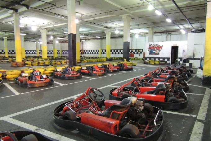 Inter Kart Shopping Interlagos