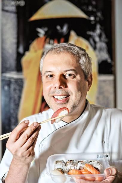 Alexandre Saber inaugura novas lojas