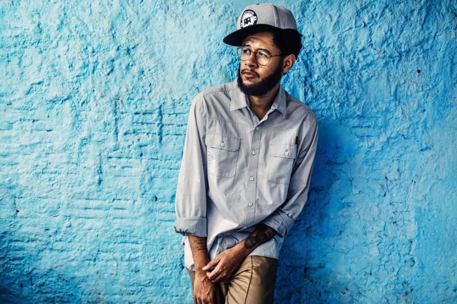 O rapper: consolidado na música e nos negócios