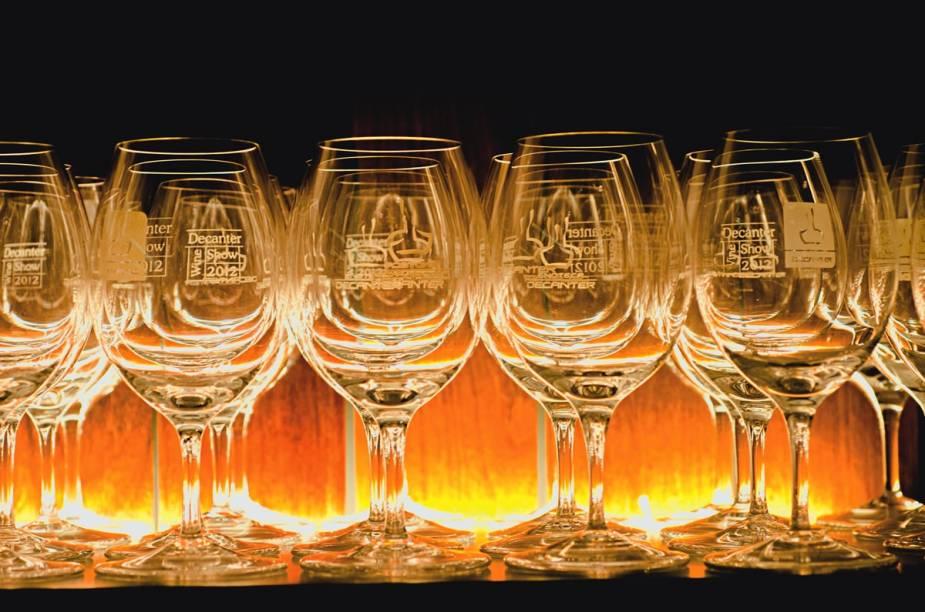 Taças para degustação: 85 tipos da bebida disponíveis para prova