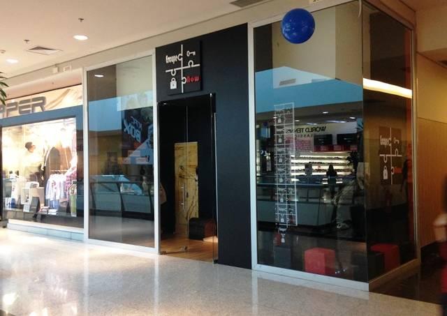 Escape Now – Mooca Plaza Shopping