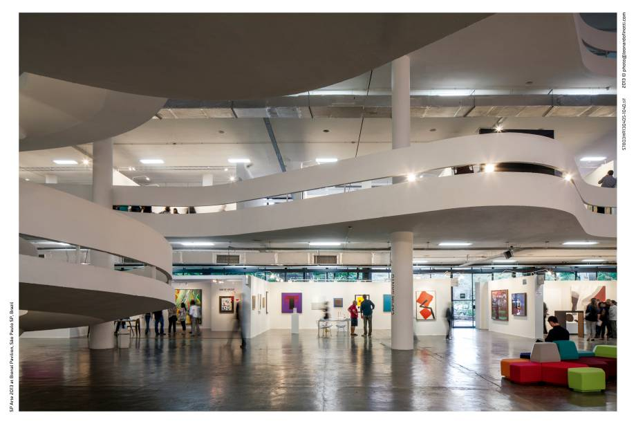 Durante todo o sábado, a cultura francesa toma conta do Pavilhão da Bienal, no Parque do Ibirapuera