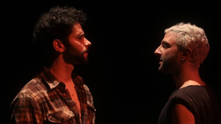Bruno Mograbi e Luiz Gustavo: direção de Marcos Loureiro