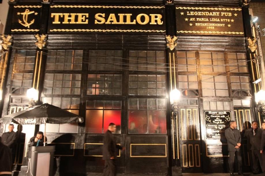 The Sailor: bar inspirado em tatuador é voltado para os fãs de rock