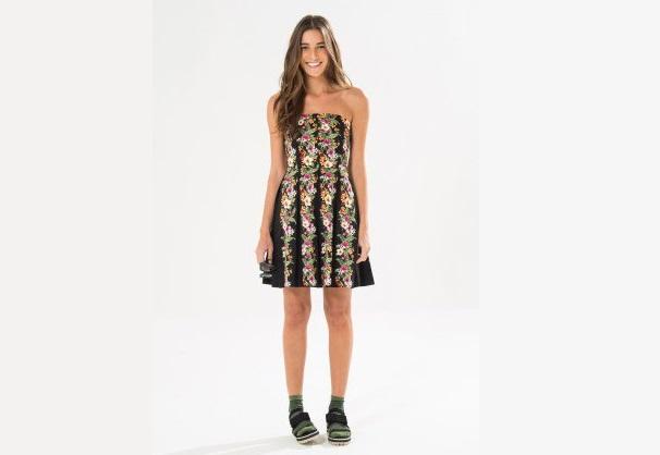 Farm: vestido florido